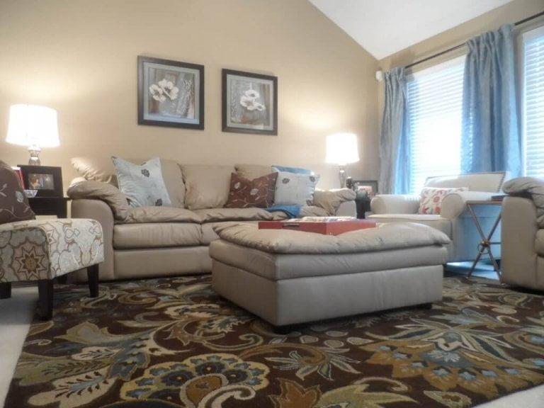 How to Transform a Living Room on a Budget