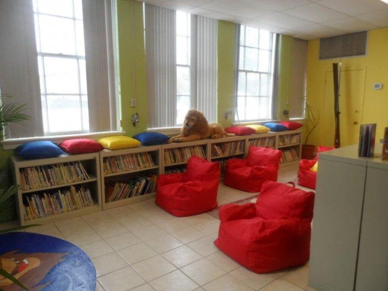 Barnes & Noble Inspired Children's Library