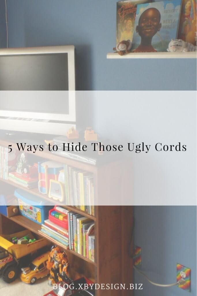 5 Great Ways To Hide Cords