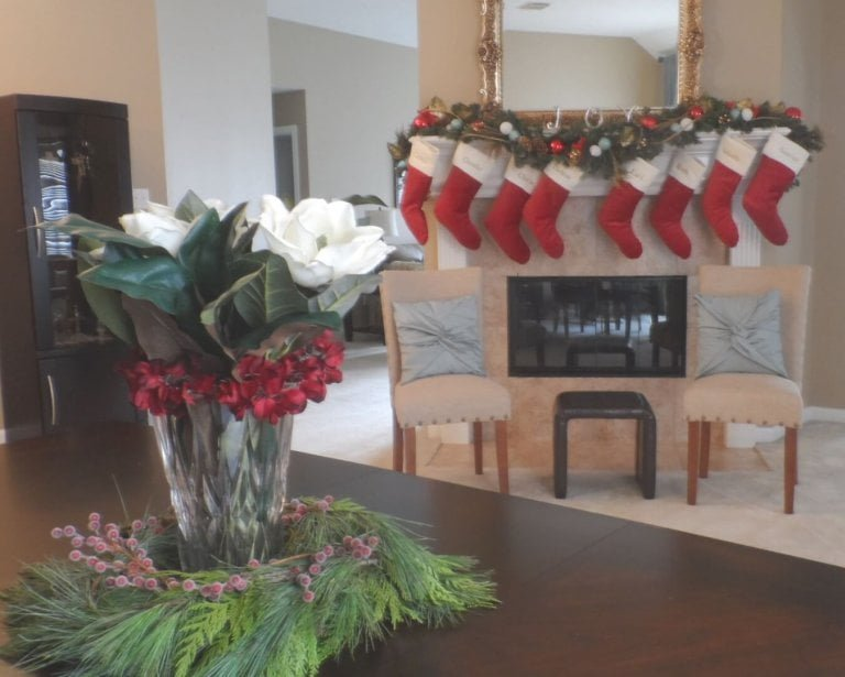8 Places to Hang Stockings When You Don't Have a Fireplace