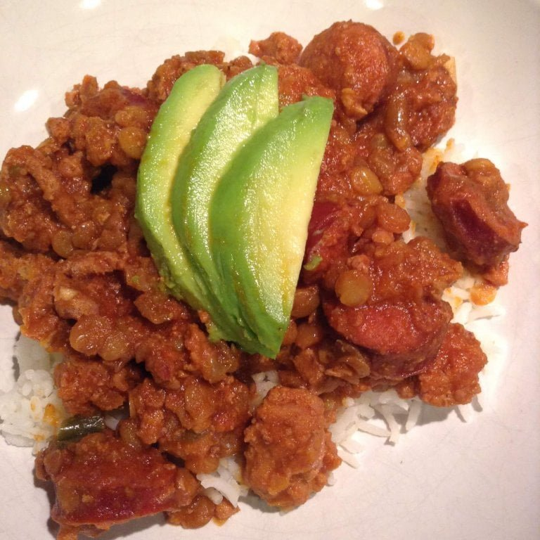Hearty Healthy 30-Minute Chili