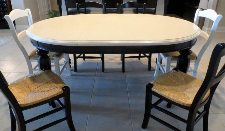 How To Refinish A Dining Table For Lasting Durability