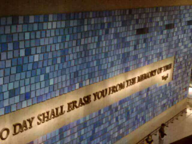 9/11 Memorial Museum – A Life Changing Experience