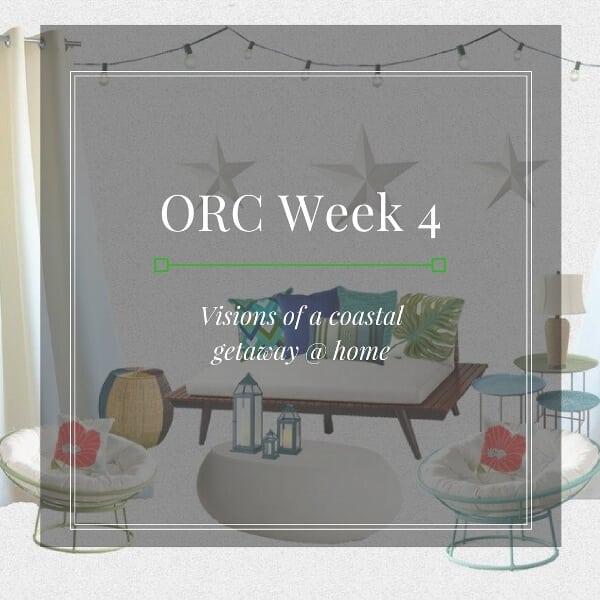 One Room Challenge ~ Week 4 ~ Outdoor Decorations
