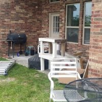 One Room Challenge Week 5 ~ DIY Outdoor Projects