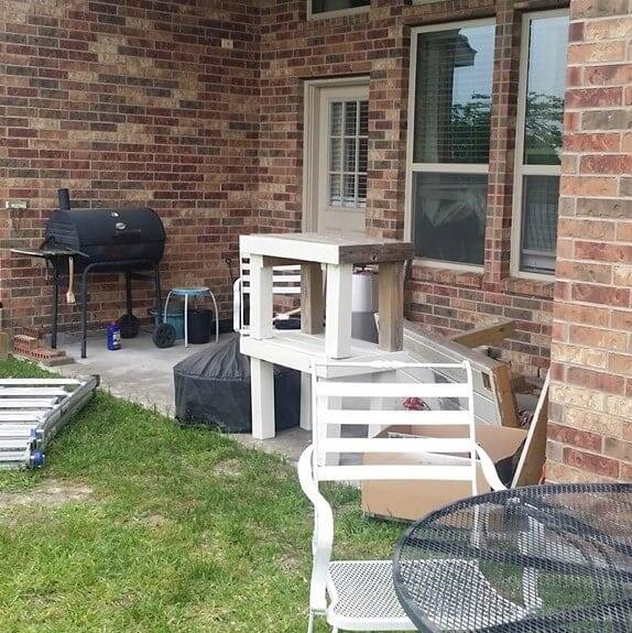One Room Challenge Week 5 ~ DIY Outdoor Projects