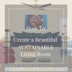Sustainable Living Rooms