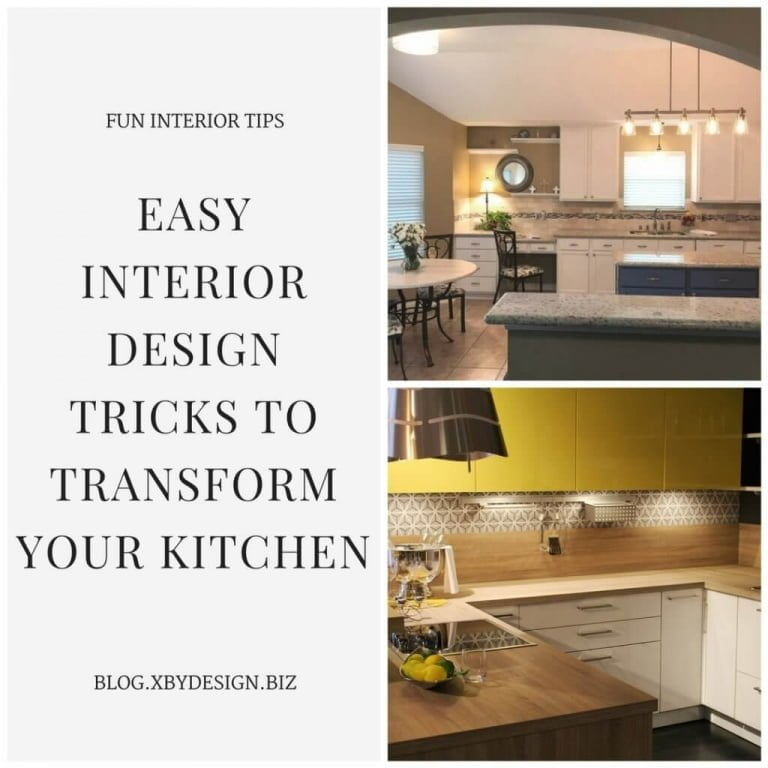 7 Easy Budget Friendly Interior Design Tricks to Transform Your Kitchen