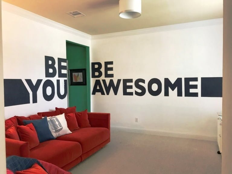 Finding Inspiration For A Kid's Media Room