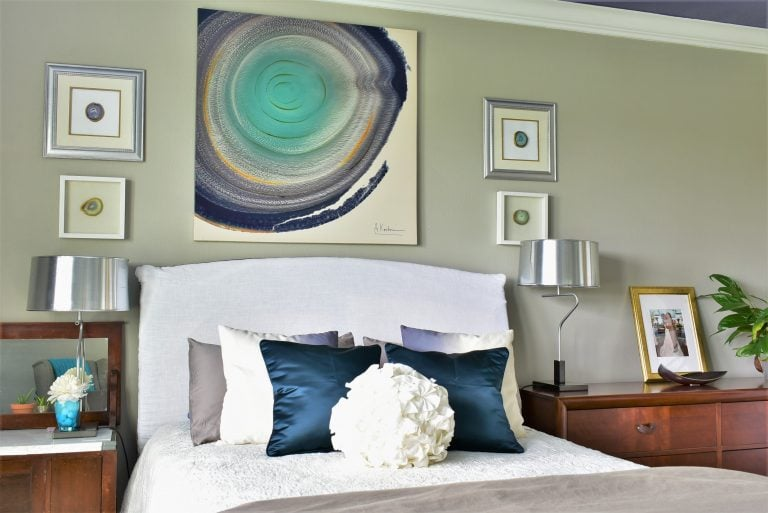 How To Make A Reversible Headboard Slipcover
