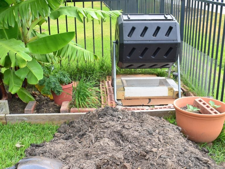 How & Why I Made a DIY Compost Sifter