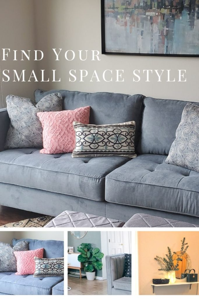Are you struggling to make your small apartment feel like home? Make it your sanctuary with these designer approved tips to decorate a small apartment, home, or room.