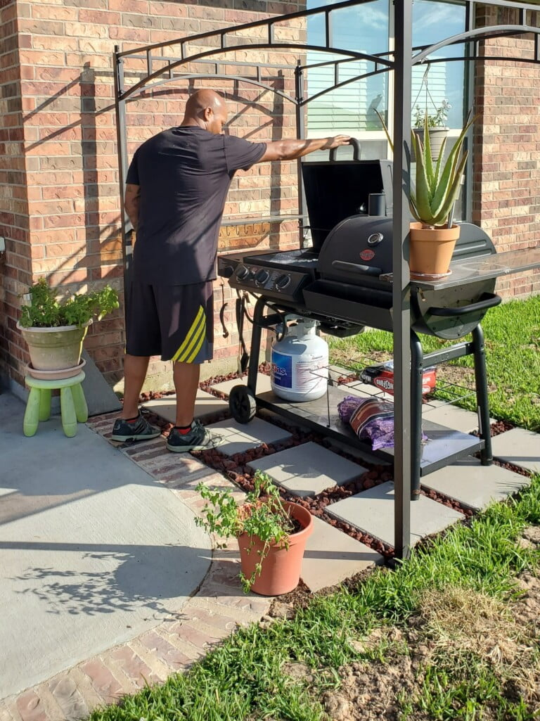 Weekend Warriors: How To Make A Grill Landing Pad