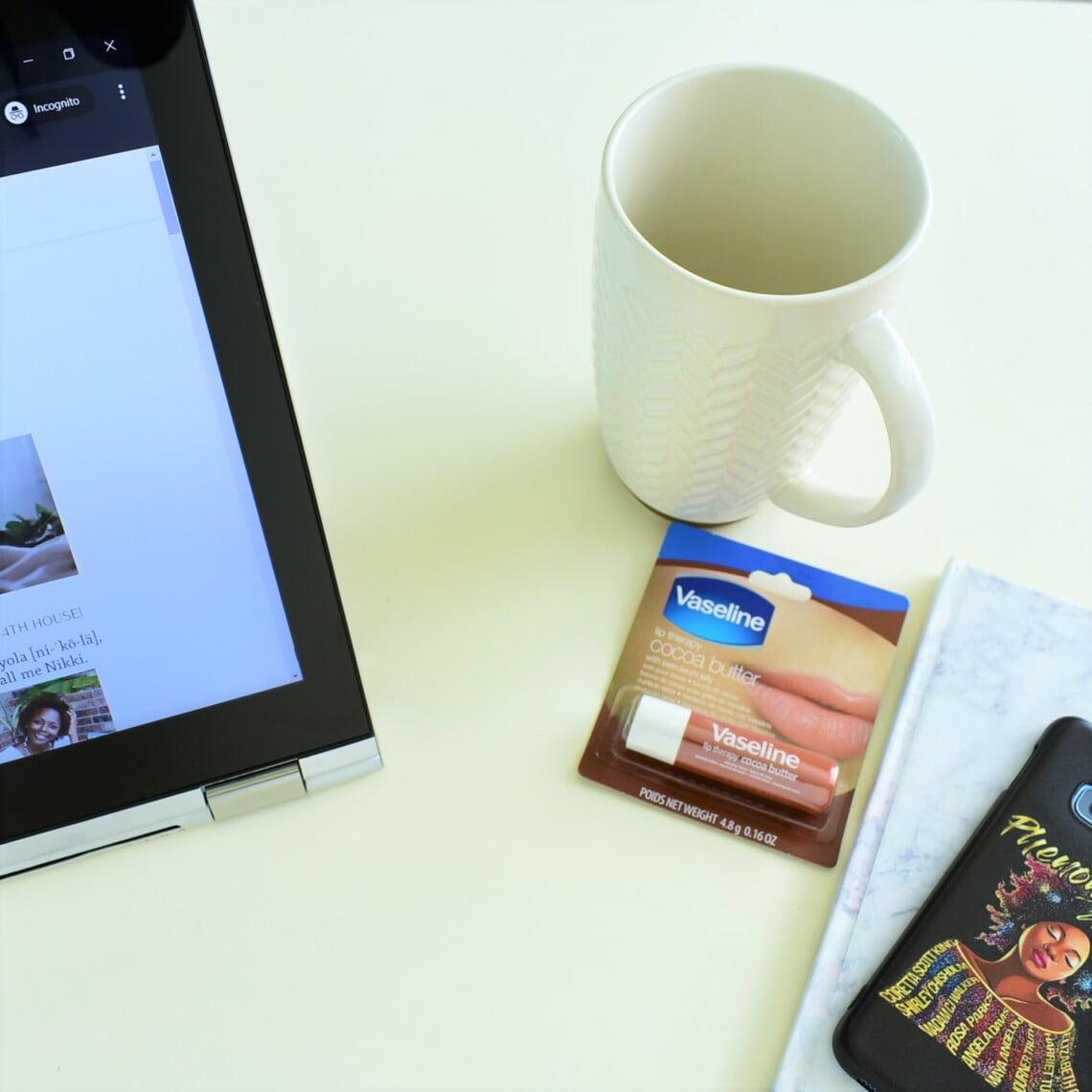 WFH office essentials, desktop essentials
