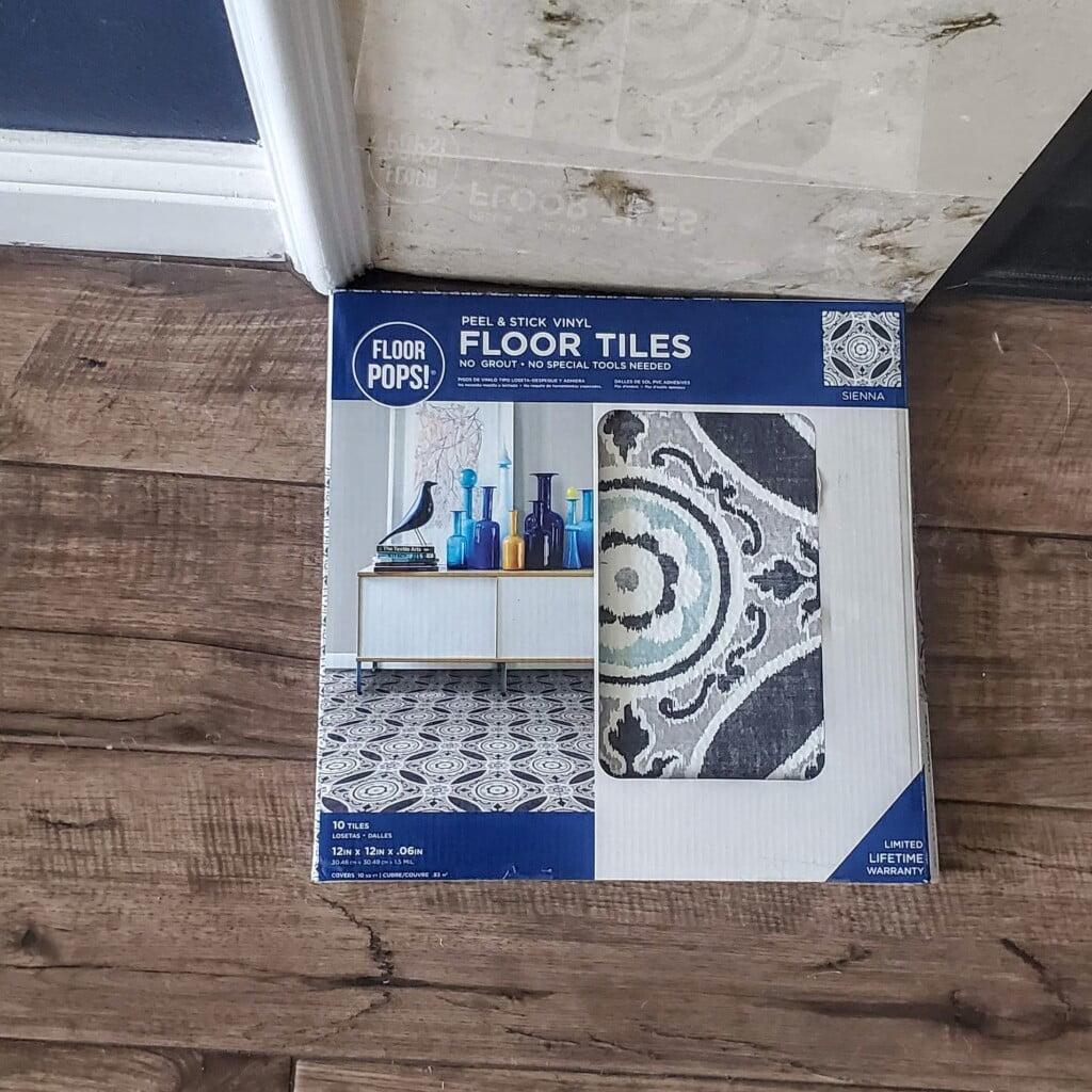 Floor Pops Tile